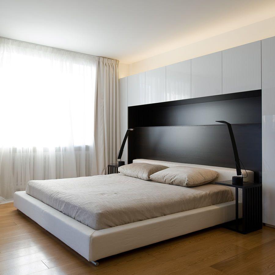 Tutti buoni motivi per darle una luce. 100 Idee Camere Da Letto Moderne Stile E Design Per Un Ambiente Da Sogno Modern Apartment Design Apartment Design Bed Design