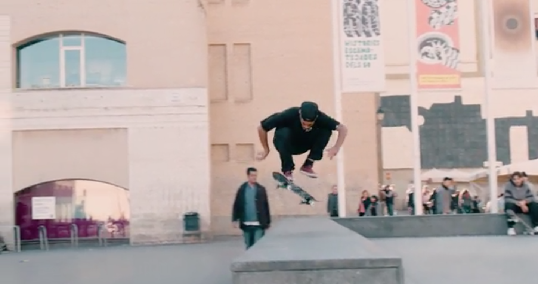 Macba Video editing, Skateboard, Film