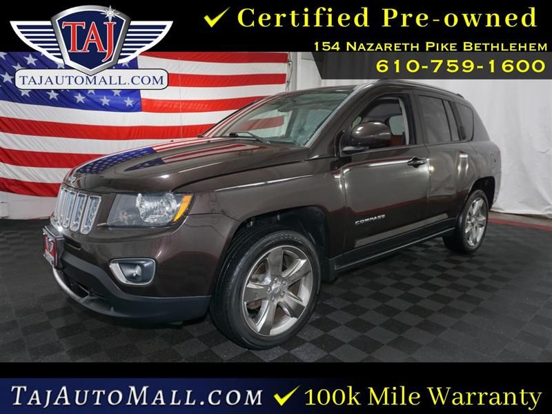 2014 Jeep Compass Limited 4WD Jeep compass, Jeep compass