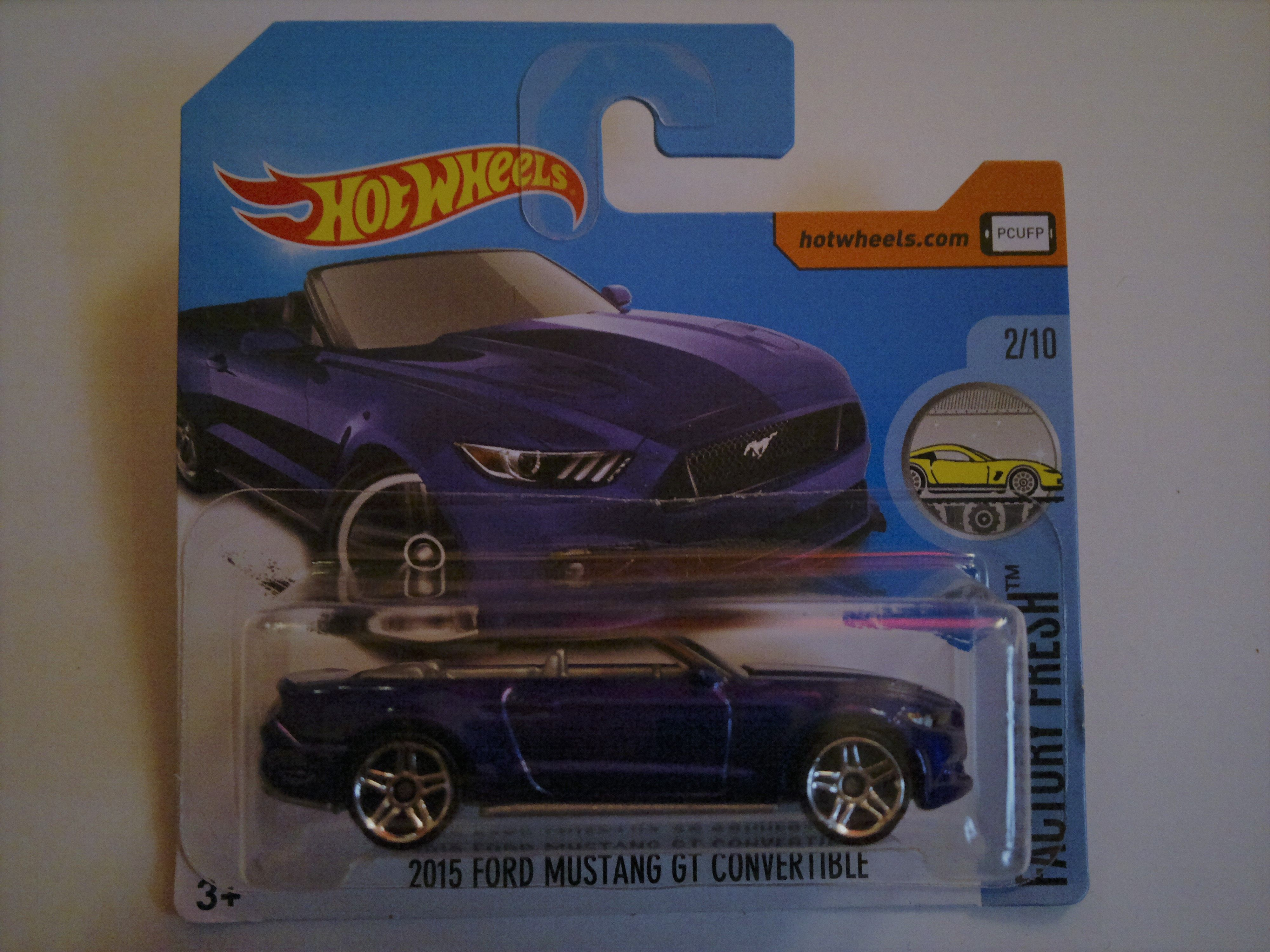 2017 ford mustang 2015 gt convertible hot wheels