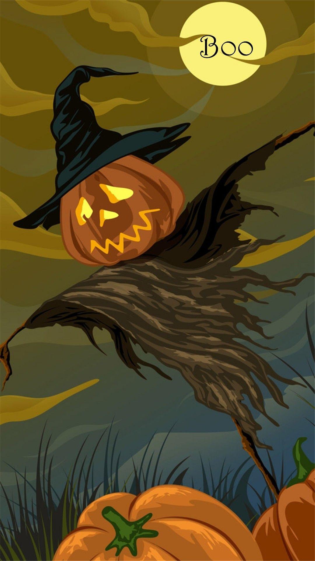 iPhone Wallpaper Halloween wallpaper, Scary halloween