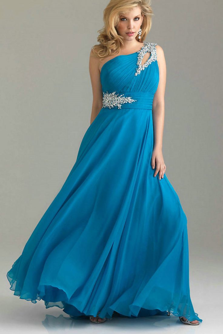 Nice Evening Dresses plus size www.fancybridals.... $129 ...