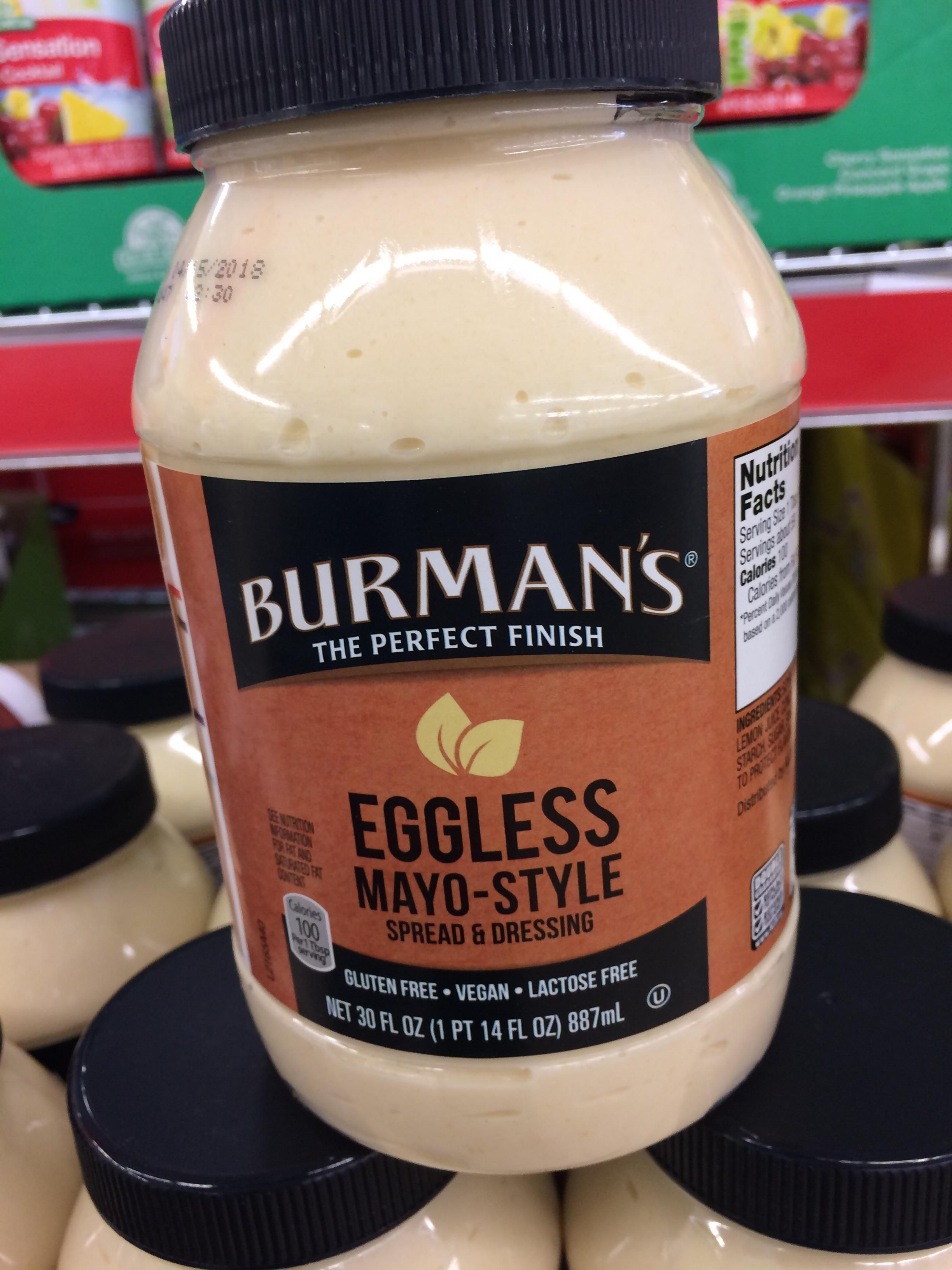 Aldi Was Quick To Jump On The Vegan Mayo Mayhem With Images