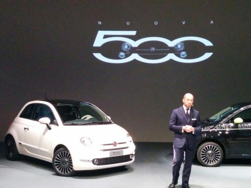 Nuova Fiat 500 restyling. Presentazione e prova su strada del bicilindrico 0.9 litri da 85 CV! #Fiat #500 #Fiat500 #cool #italiancars #vintage #ITDontheroad #car #beautiful #ITD #ITDlive #TestDrive #ITDtest @fiatontheweb Qui il nostro test drive: http://www.italiantestdriver.com/test-drive-nuova-fiat-500-restyling-0-9-twinair-85-cv/