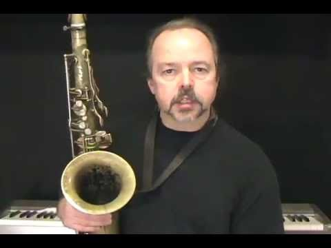 Saxophone Lesson - Learn the Major Scales - Saxophone Scales Lesson - YouTube