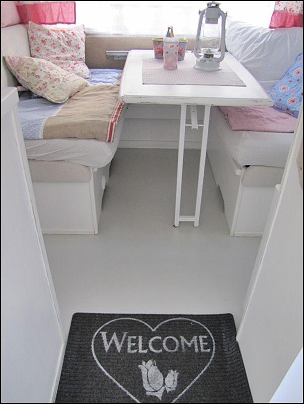 camping car r tro husvagnsinspiration relooking. Black Bedroom Furniture Sets. Home Design Ideas