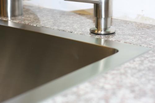 flushmount sink Google Search Jono Kitchen Pinterest