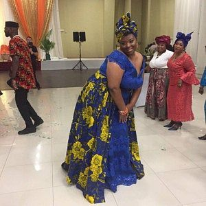 Ankara mind dress/African party dress/Ankara Clothing for women/Aftican Fashion/Ankara Shop #africandressstyles