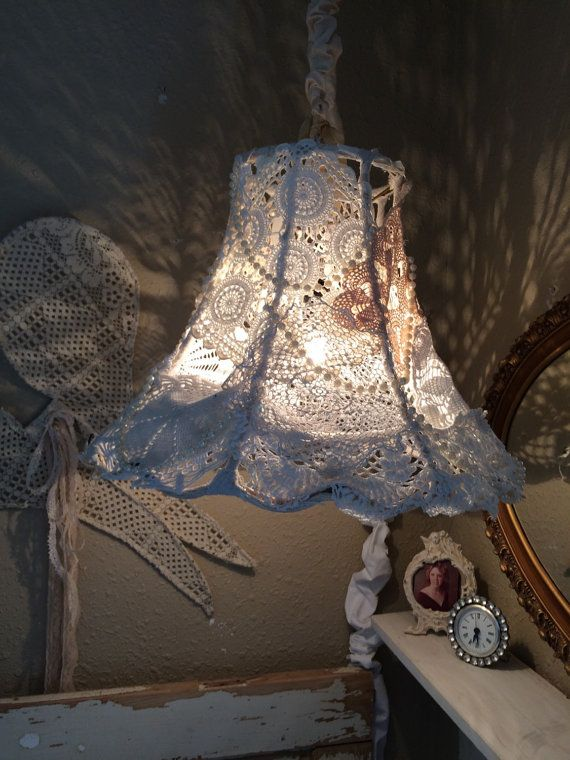 Chandy Romance At Its Finest An Old Wire Lamp Shade Frame Destine For No Future Found Refuge Amoung Many Vintage D Lamp Shade Frame Lamp Shade Uno Lamp Shades