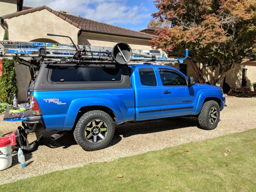 Pics of nonlifted trucks with 265/70/17 or 265/75/16 size