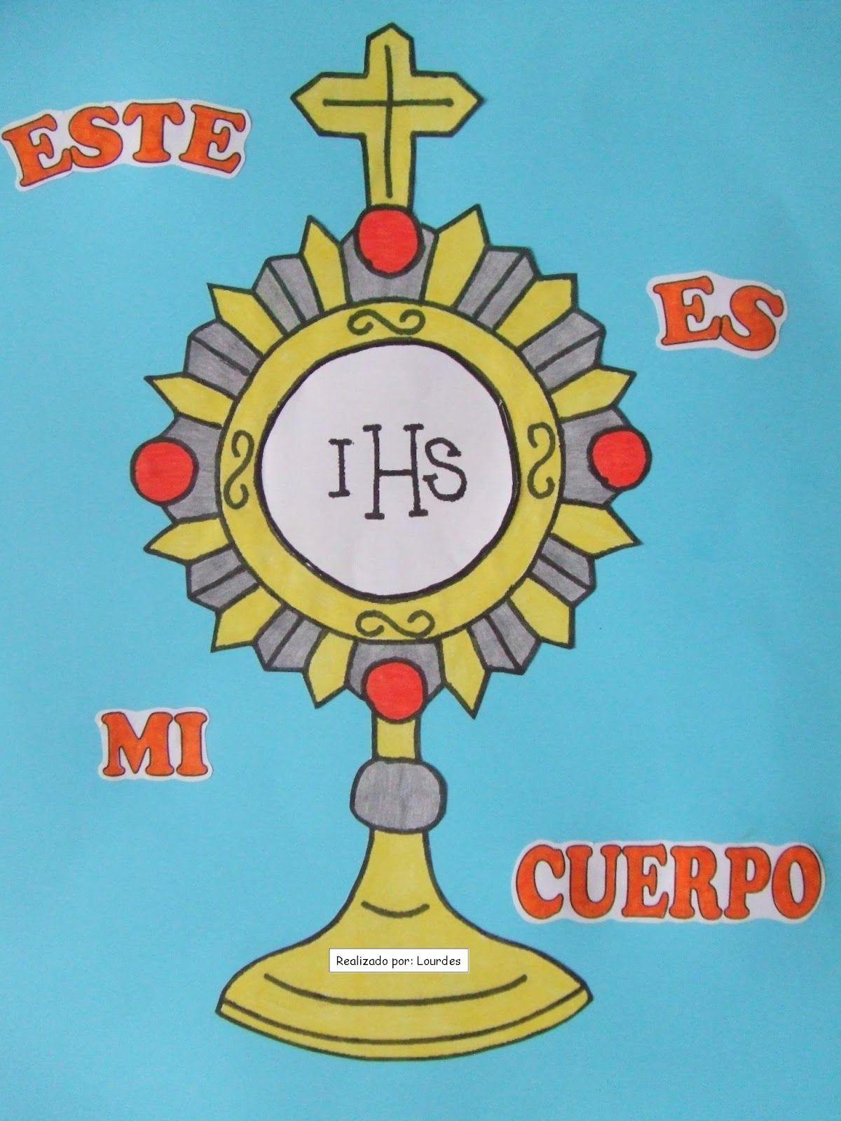La clase de religi n el corpus christi catequesis - Ninos en clase dibujo ...