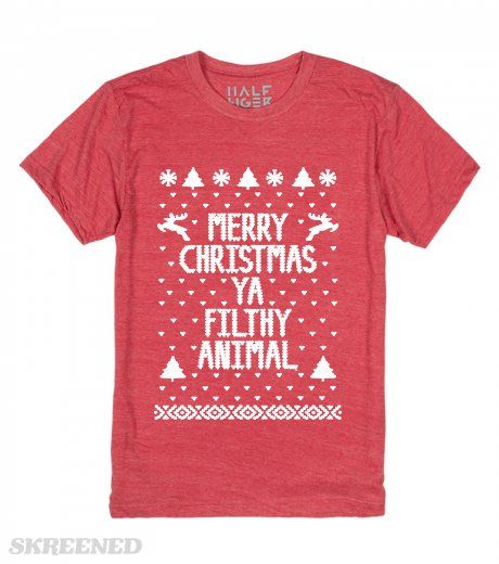 You want to be the hit of your Christmas Party? Wear this and get