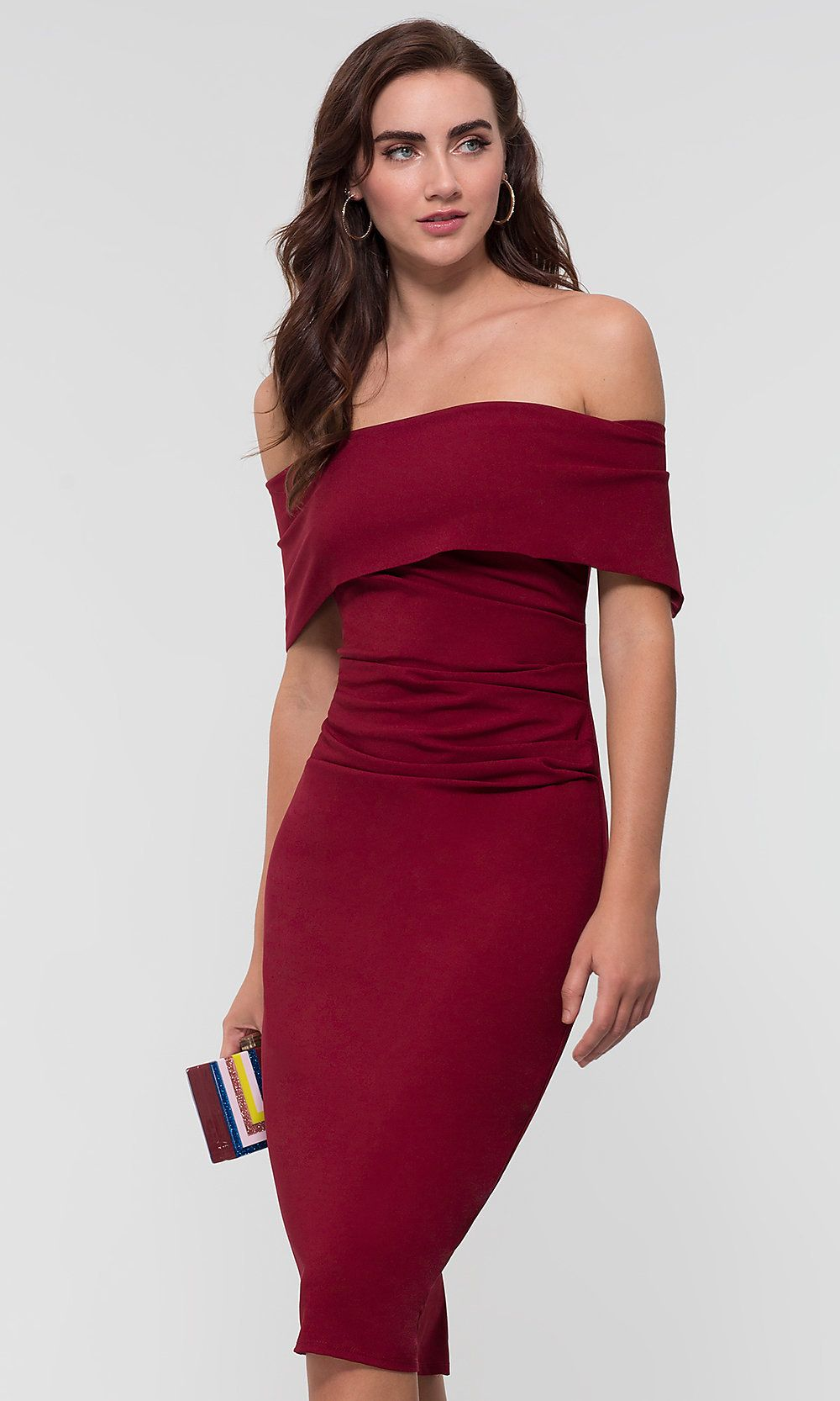 Slim Ruffle Dress By Venus Today S Fashion Item In 2020 Plus Size Wedding Outfits Guest Dresses Wedding Guest Dress [ 1253 x 686 Pixel ]