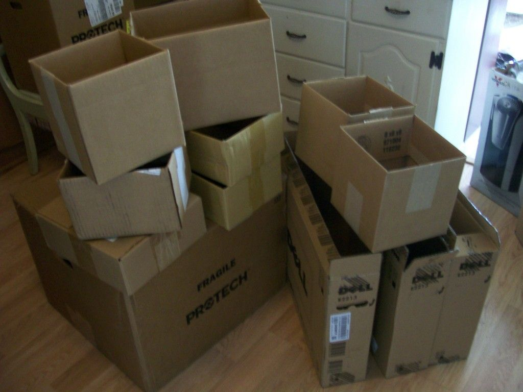 High Quality How To Make A Lidded Storage Box With Cardboard Boxes. These Might Be Kinda  Ugly, But They Are A Practical Solution For Cheap, Inexpensive Organizing.
