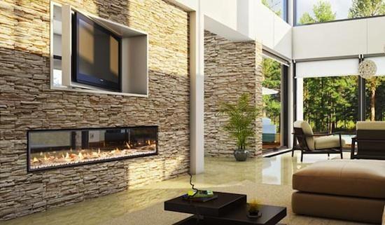 Escea introduces Wi-Fi fireplace La bonita, Tecnologia y Tecno