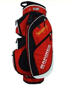 5fb8364b50 US Marine Corps Military Cart Bag by Ray Cook Golf. Buy now   ReadyGolf.com