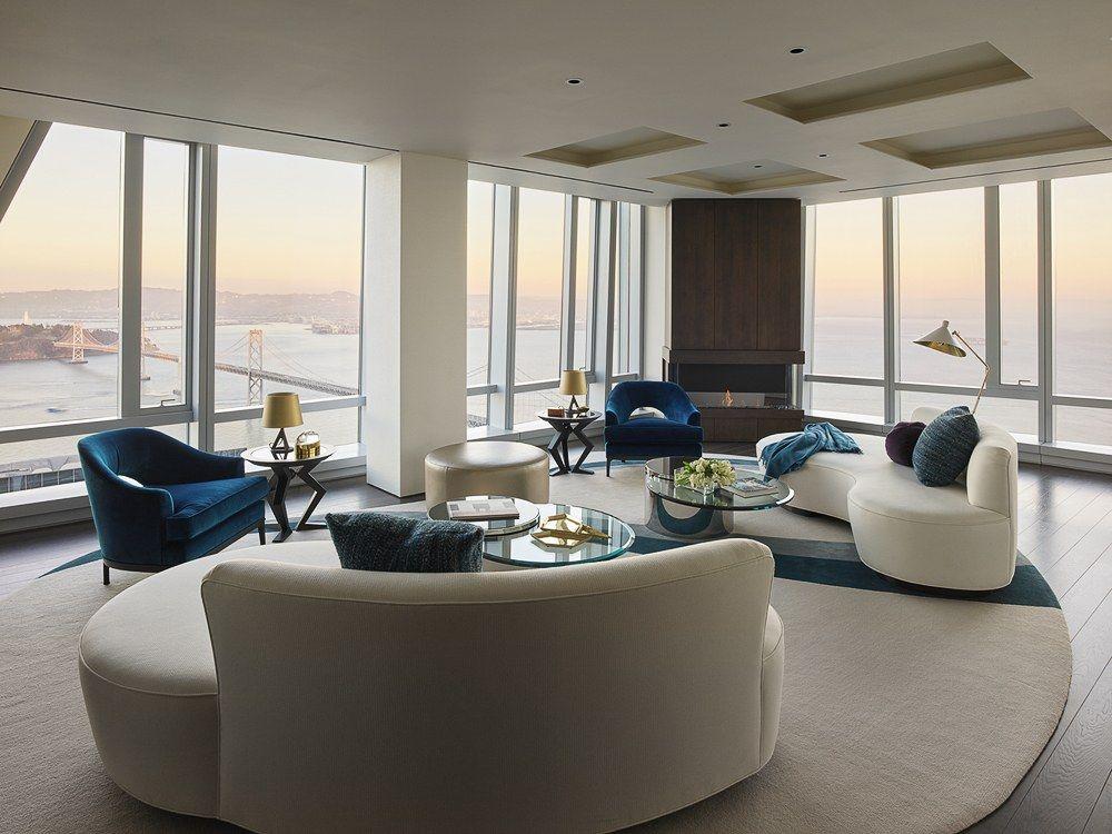 Inside A 15 5 Million Penthouse In San Francisco S Tallest