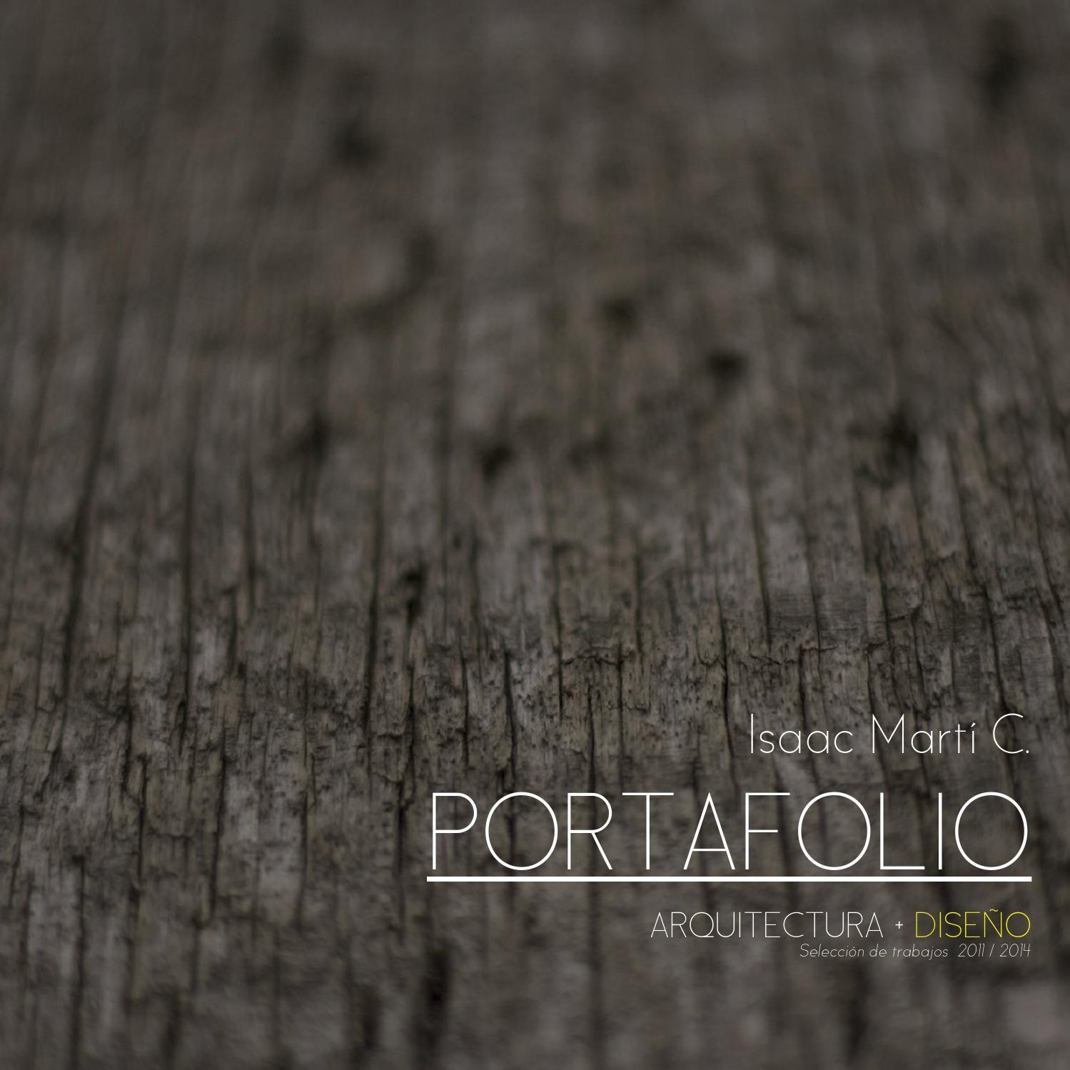 Resultado de imagen para portada de un portafolio arquitectura ...