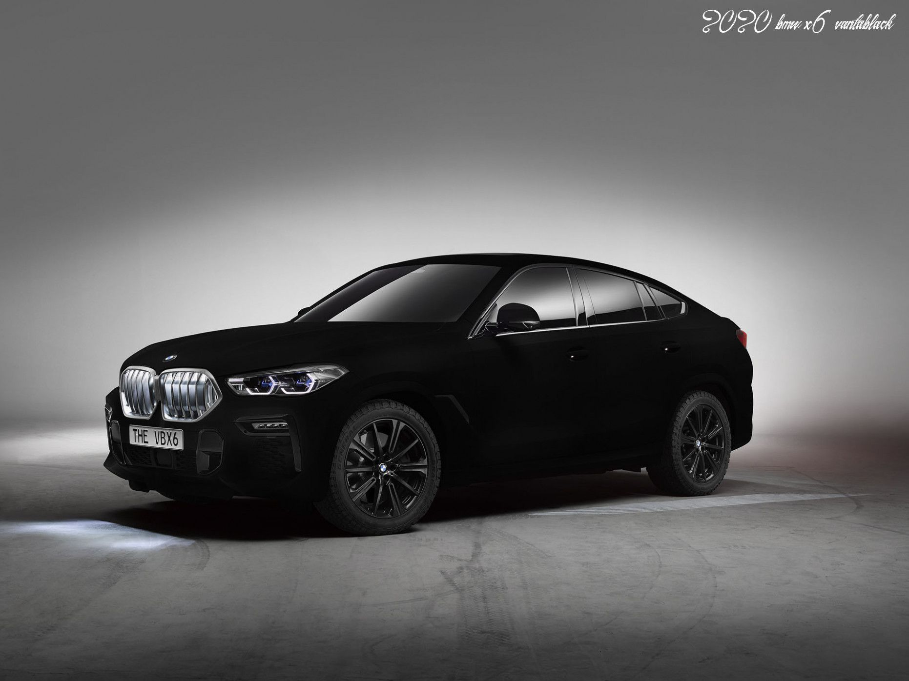 2020 Bmw X6 Vantablack In 2020 Bmw X6 Bmw Black Bmw