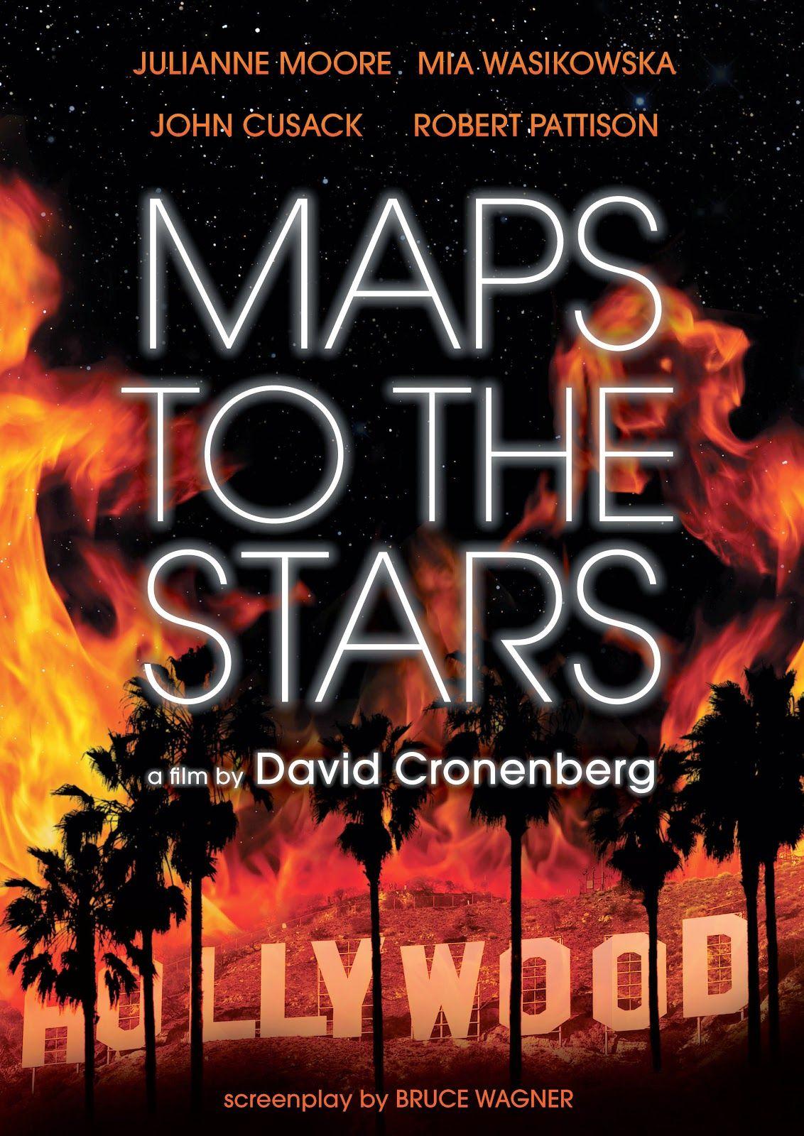 CCL - Cinema, Café e Livros: Mapa para as Estrelas (Maps to the Stars)