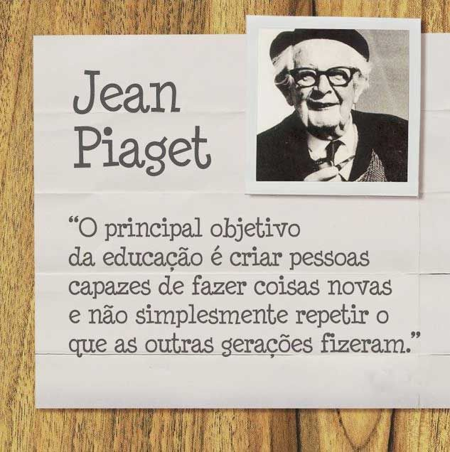 Uma Biografia De Jean Piaget Considerado O Einstein Do Comportamento