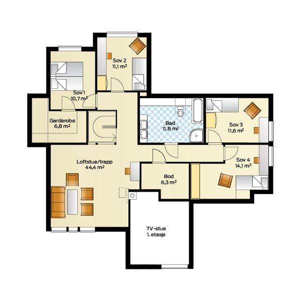 2.-etasje