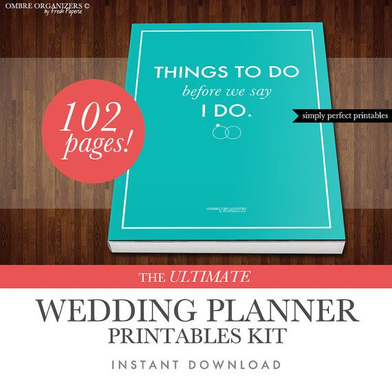 wedding planning guide for wedding planners