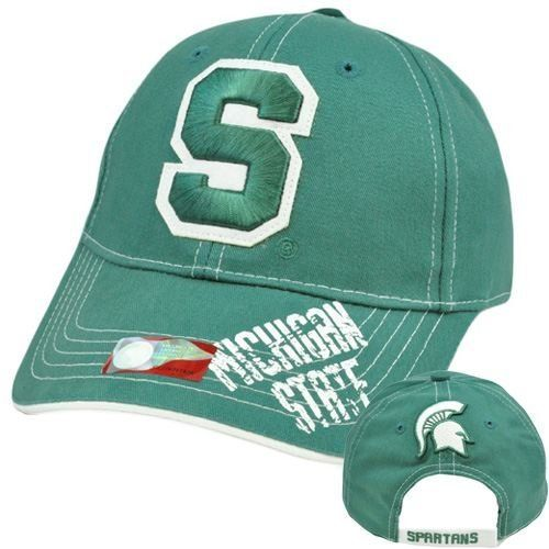 the best attitude 0c581 831f0 NCAA Michigan State Spartans Cotton Adjustable Licensed Curved Bill Hat Cap  by Donegal Bay.  14.99. 100% Cotton. Velcro. Official Licensed Product.