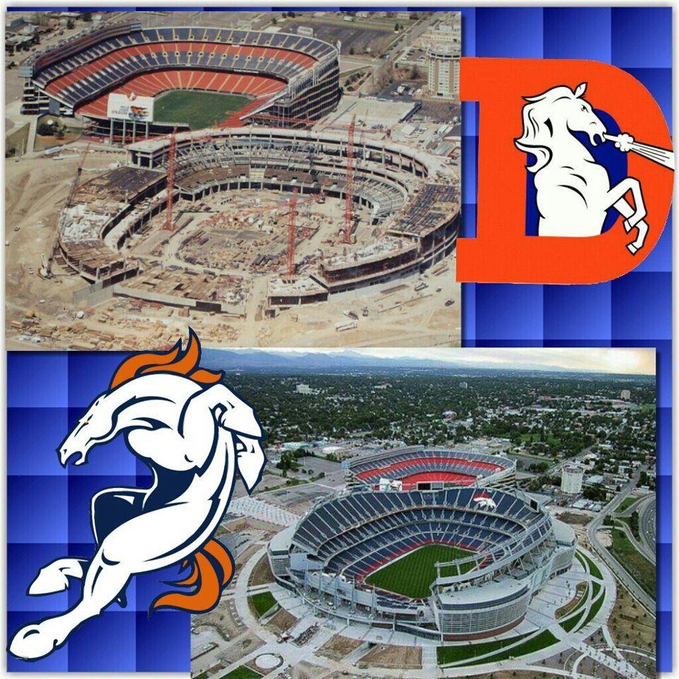 Mile High Stadium & Invesco Field