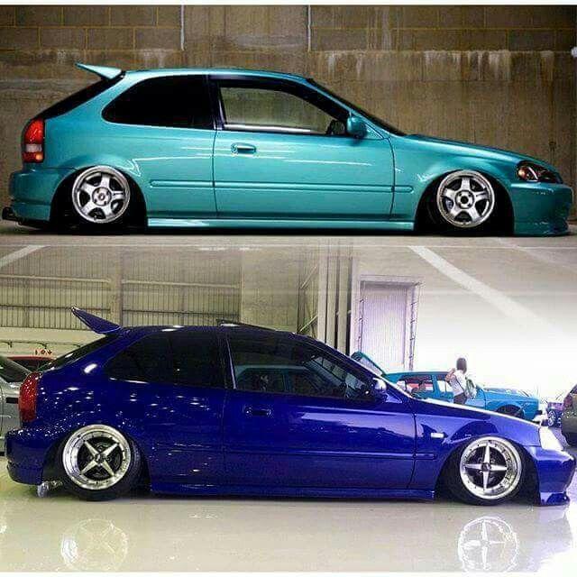 Honda Civic Hatchback, Honda Civic Si