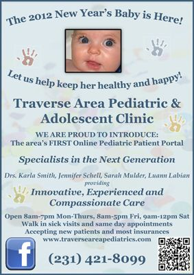 Traverse Area Pediatric and Adolescent Clinic Access our