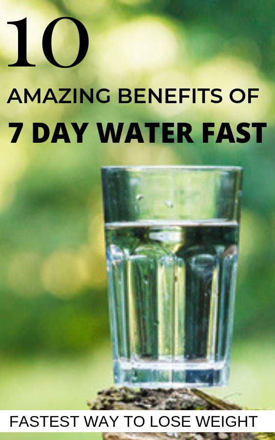 Ca  30 Resultater: Is Water Fasting Good Way To Lose Weight