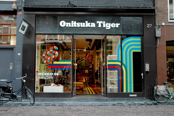buy online dfcfa aca67 Onitsuka Tiger store design and brand activation campaign by ...