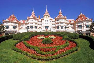 Disneyland Hotel Paris Http Hotels Travelawesomeworld