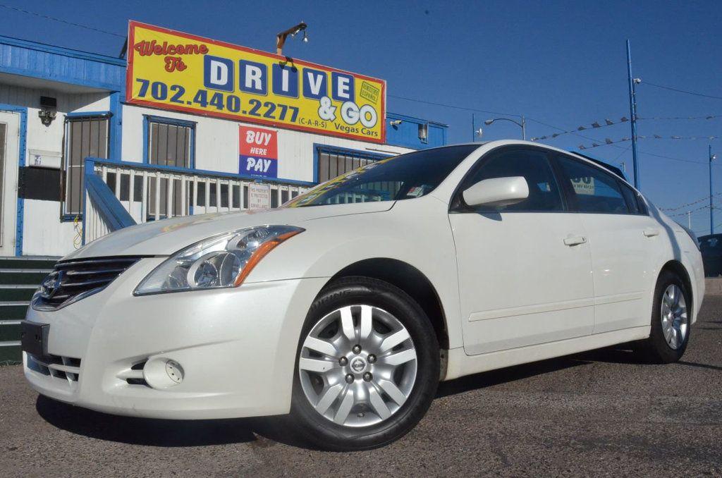 2011 Nissan Altima DriveandGo VegasCars LasVegas NV