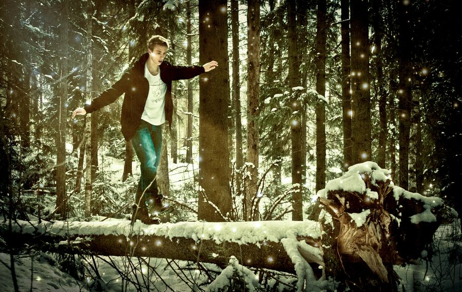 """""""once upon a time in the woods"""""""
