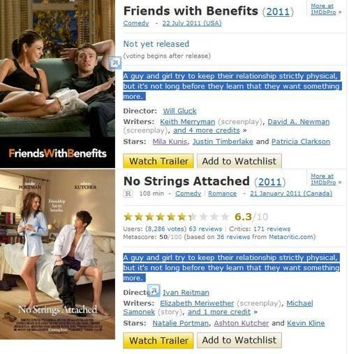 No strings attached website review