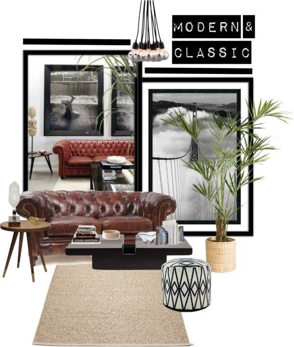 Modern Classic By Zunigainteriorsdesignstudio On Polyvore Top