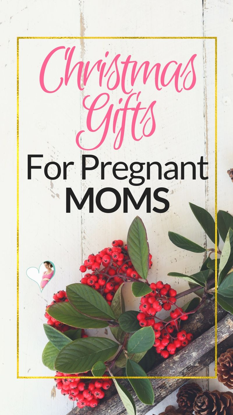 The Best Christmas Gifts For Pregnant Mom | Best Of My Natural Baby ...