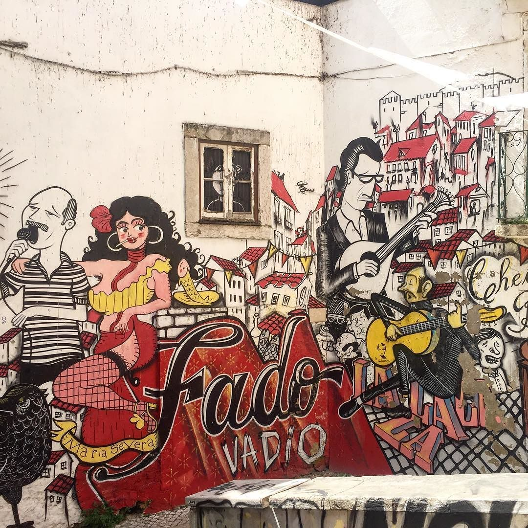 Instagram Photo By Marion May 31 2016 At 7 57am Utc Lisbon Street Art Art District
