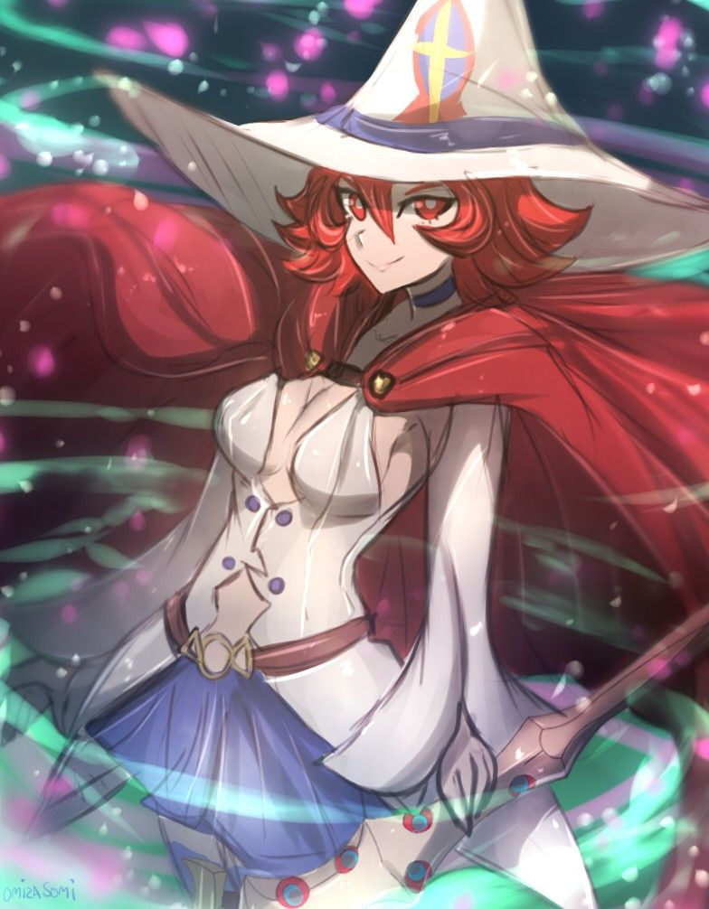 Pin on Little Witch Academia