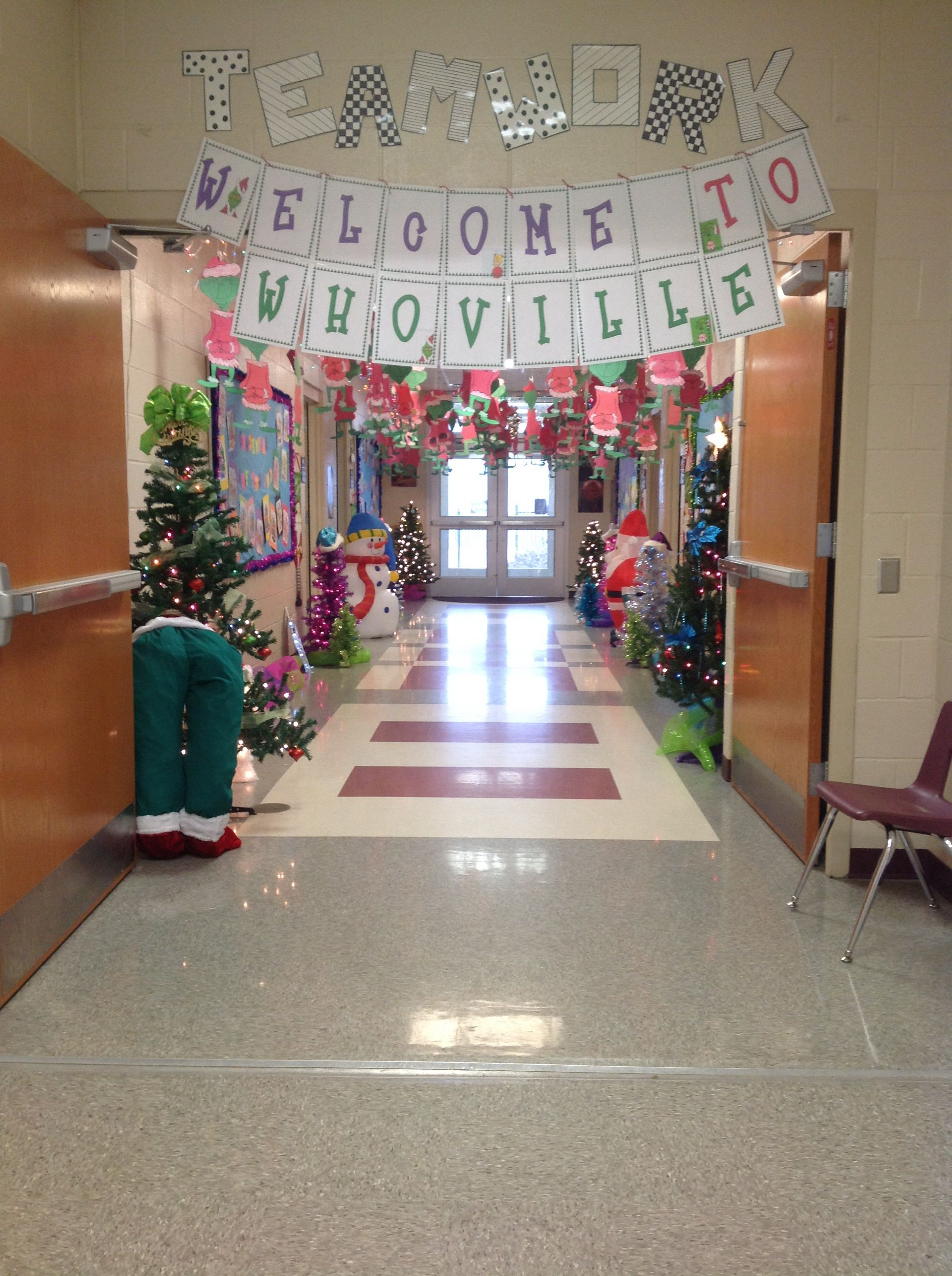 Welcome To Whoville Classroom Ideas Whoville