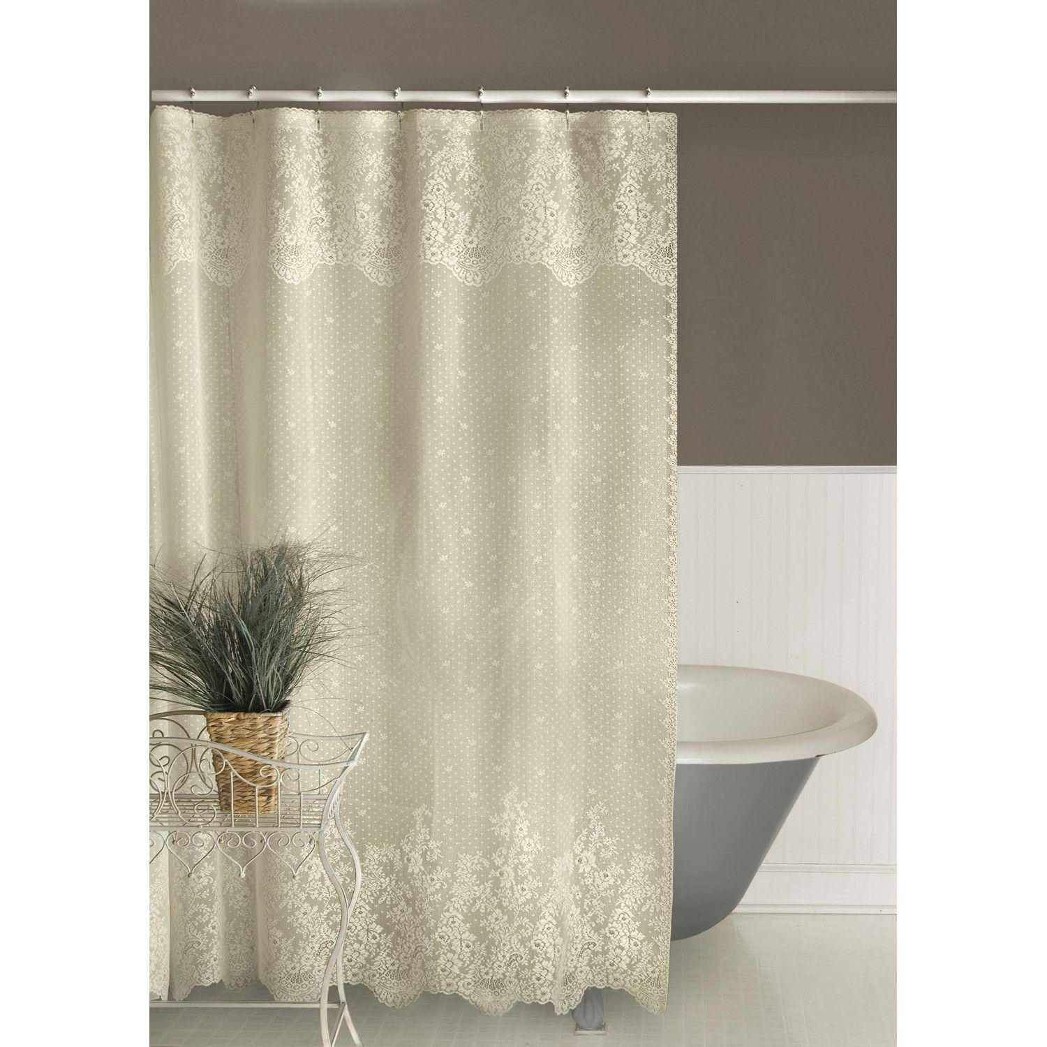 Victor Shower Curtain   Bath products and Bath