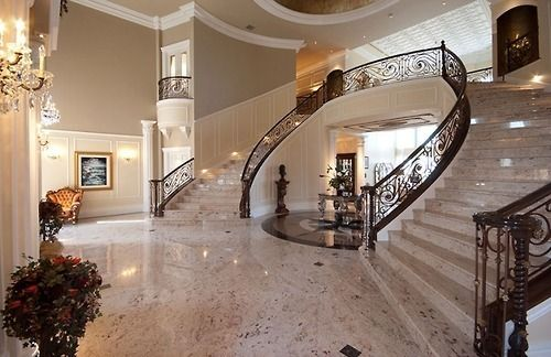 Gorgeous!!!! Just amazing, I'm picturing someone walking down or even up the stairs to get married....