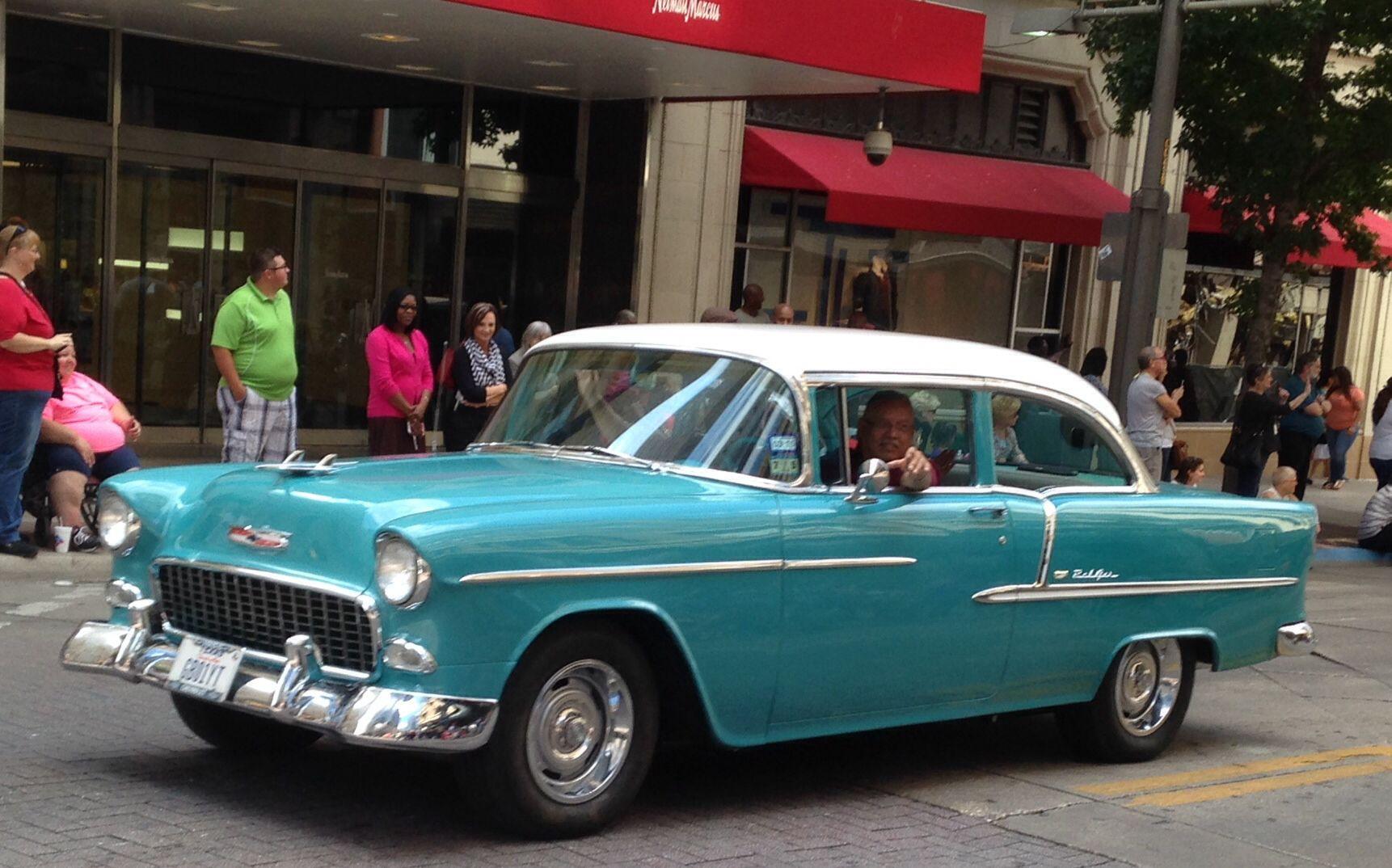 Antique car State Fair of Texas Parade | Dallas Texas | Pinterest ...