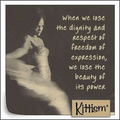 Kittism-freedomofexpression