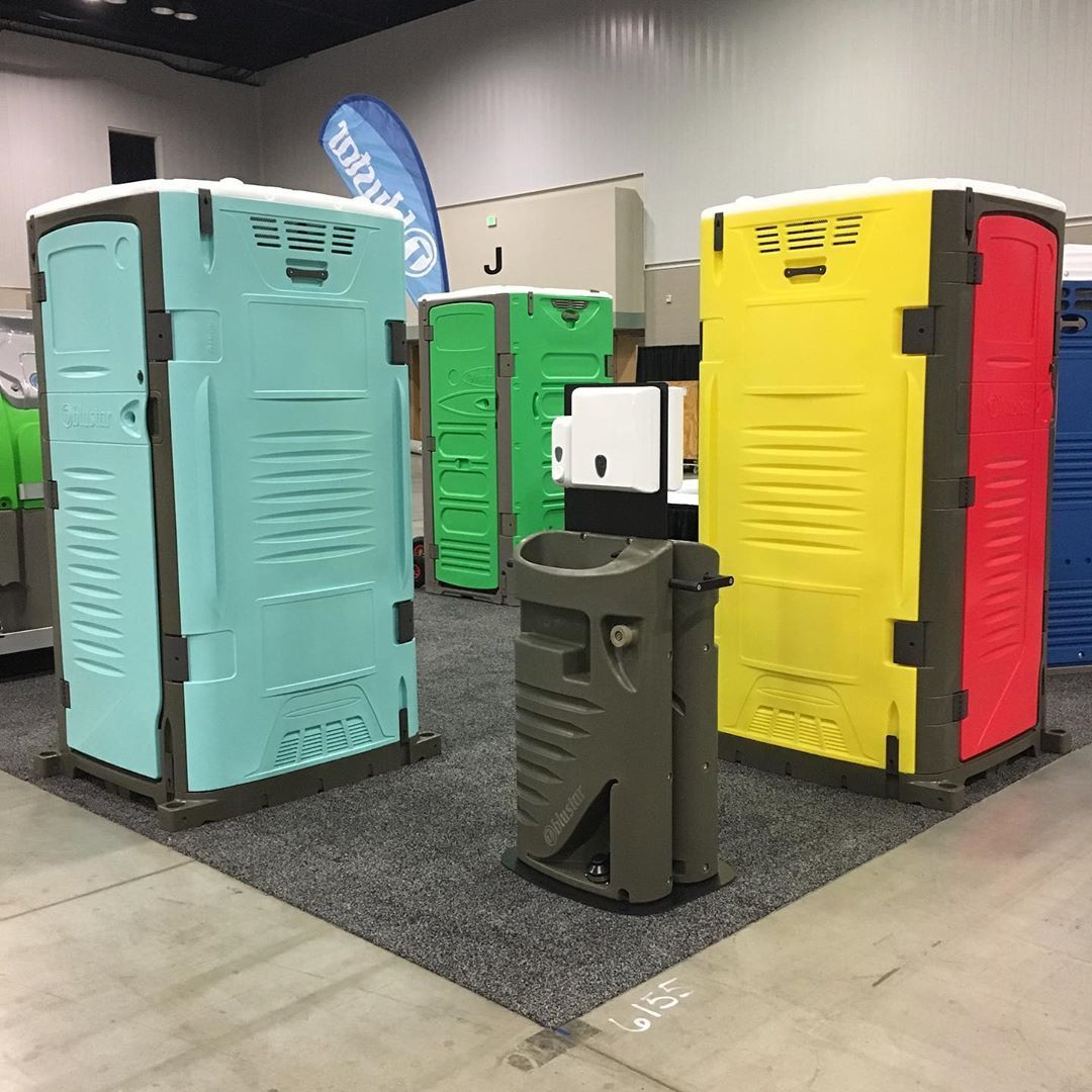Rapidloo Pro And Rp Twin To Wwettshow 2019 Portable Toilet