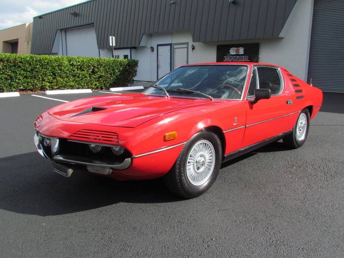 1973 Alfa Romeo Montreal / Hemmings Motor News Alfa
