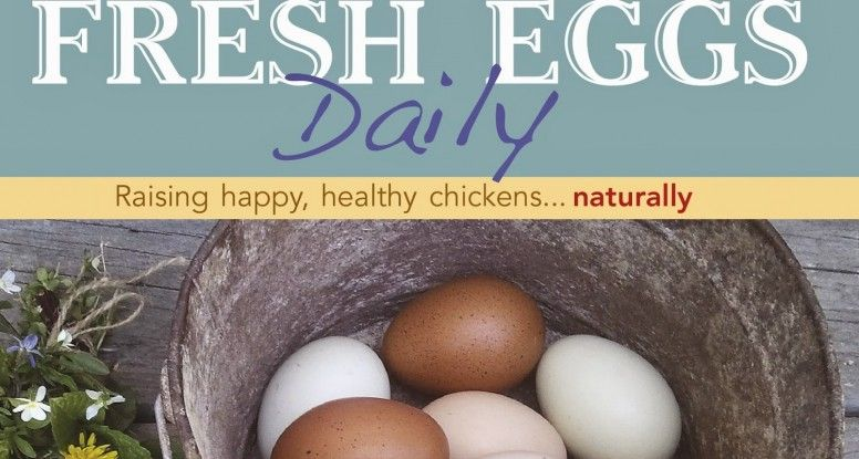 Fresh Eggs Daily Book Review Herbs for Animals Eggs