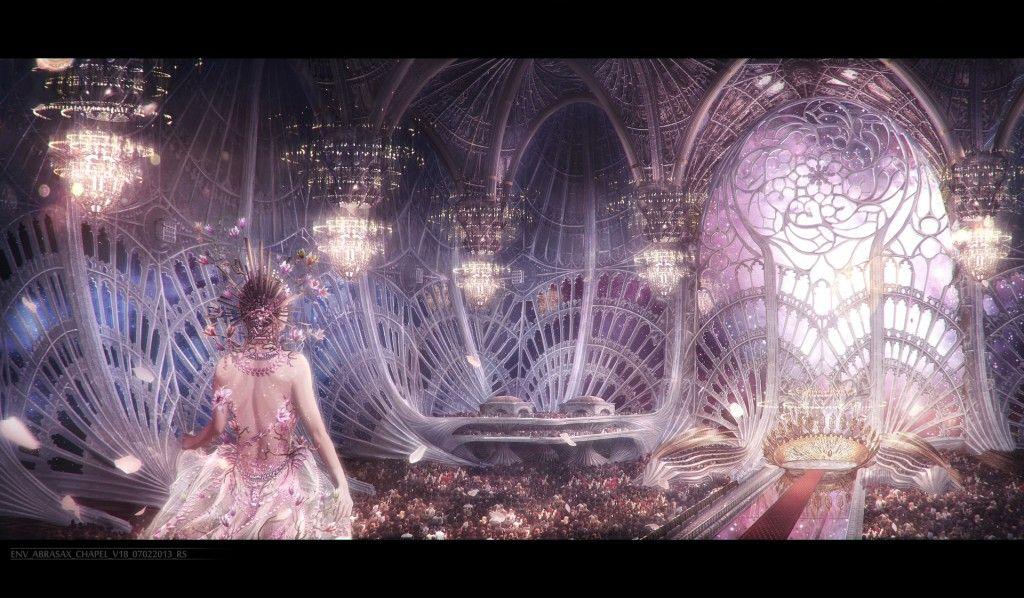 Jupiter Ascending Concept Art Revealed! | Flicks And The City